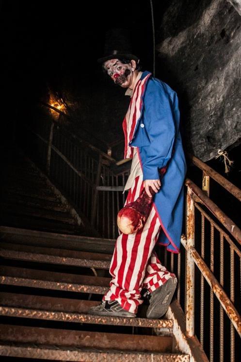 Fearfactory Utah Haunted Houses