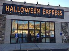 halloween exprss centerville - Utah Halloween Stores
