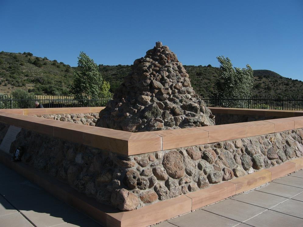 Mountain Meadows Massacre Site Mountain Meadow Utah